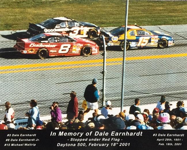 In Memory of Dale Earnhardt