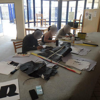 Atelier de rénovation