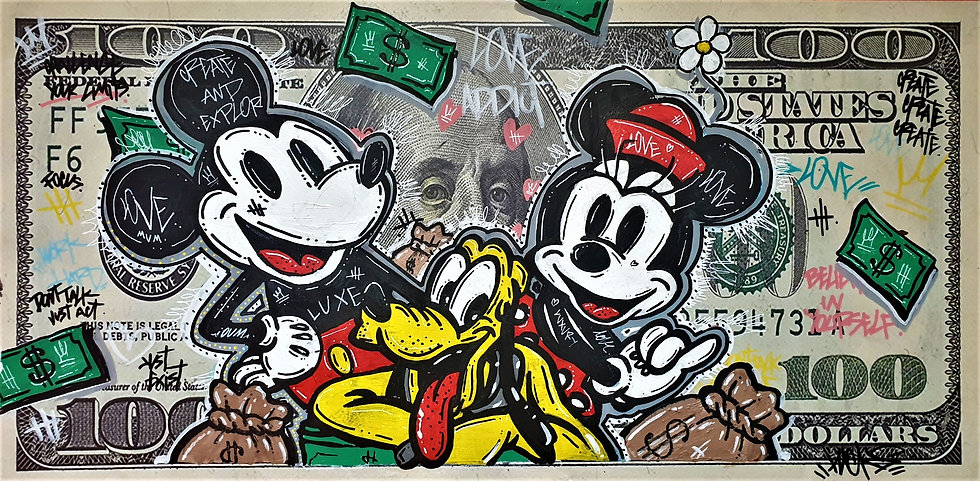 Mouse's Dollars