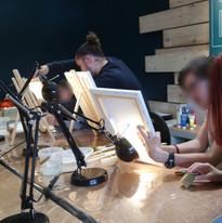 Atelier artistique