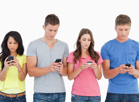 Is texting just a pain in the neck? How bad is your posture?