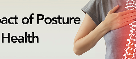 Posture Matters! Here's Why...