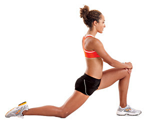Warming up and Stretching the Lower Body - A Rehabilitation Program