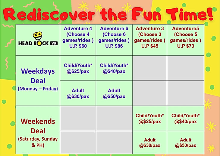 (Online Copy) Rediscover the fun time !.