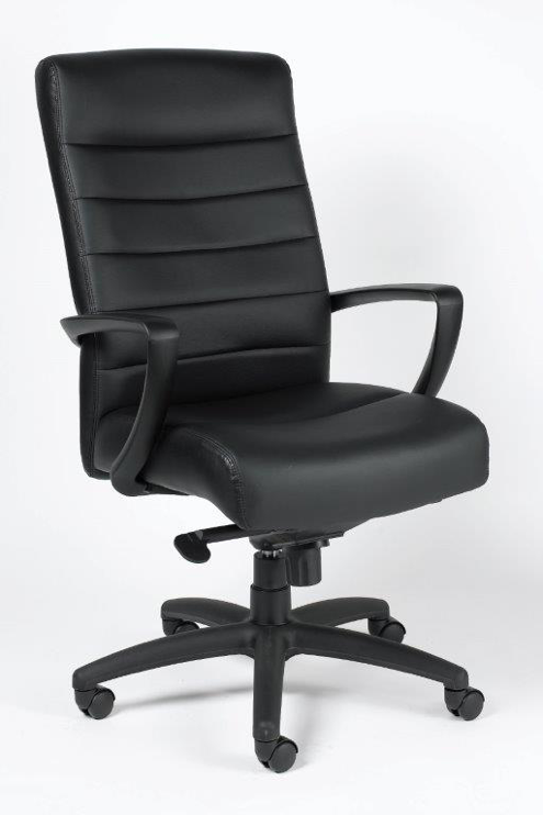 M5100 Leather High-Back Chair