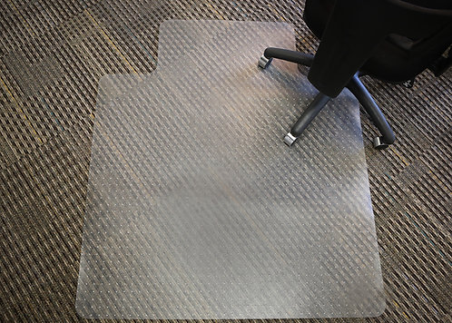 "45 x 53"" ANTI-STATIC CHAIR MAT - V4553LAS"