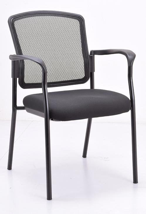 M7000 Black Guest Chair