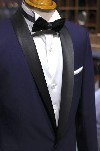 華麗禮服系列 - Royal Blue