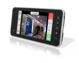 NEW ! Ness SMARTBELL. The intelligent intercom that calls your mobile phone.