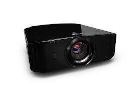 JVC D-ILA 4K e-shift 3D Projector