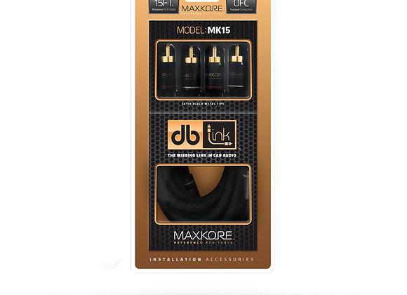 Cableado DB Link Maxcore MK15
