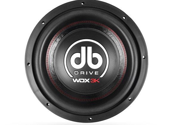 "WDX12 3K - 12"" 4 Ohm DVC Subwoofer"