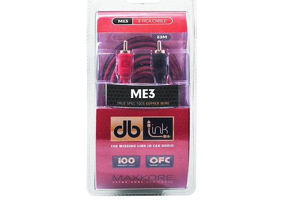 Cable RCA DB Link ME3 100% Cobre