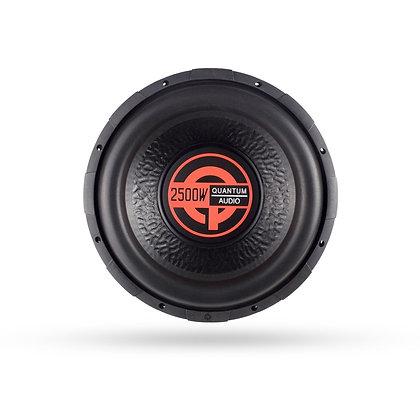 Subwoofer Quantum Audio Q2500/15D
