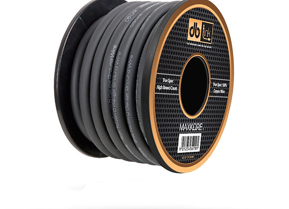 Rollo De Cable De Corriente Maxcore MKPW4BK100