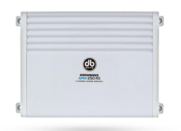 Amplificador Marino DB Drive APM250.4D