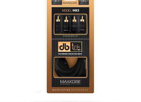 Cableado DB Link Maxcore MK3