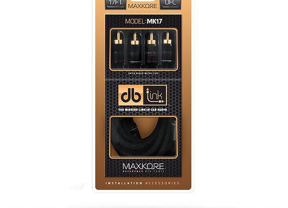 Cableado DB Link Maxcore MK17