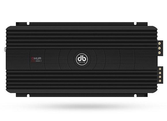 Amplificador DB Drive Okur A7M2000.1 Clase D