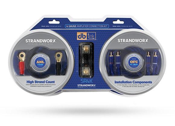 Kit de instalacion DB Link Strandworx SR4K