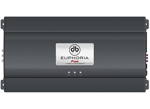 Amplificador Euphoria F4125 Clase AB