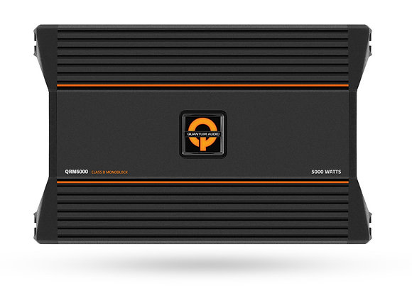 Amplificador Quantum Audio QRM5000 Clase D