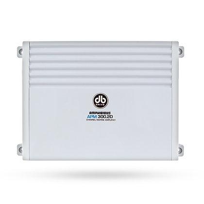 Amplificador Marino DB Drive APM300.2D
