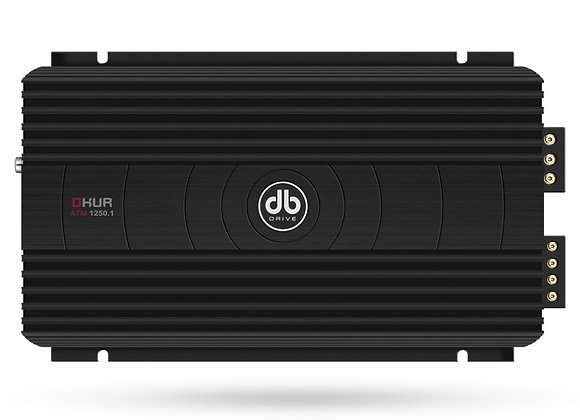 Amplificador DB Drive Okur A7M1250.1 Clase D