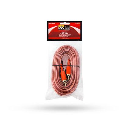 Cableado DB Link RCA XL3Z
