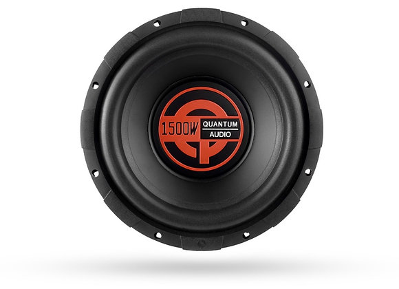 Subwoofer Quantum Audio Q1500/10D