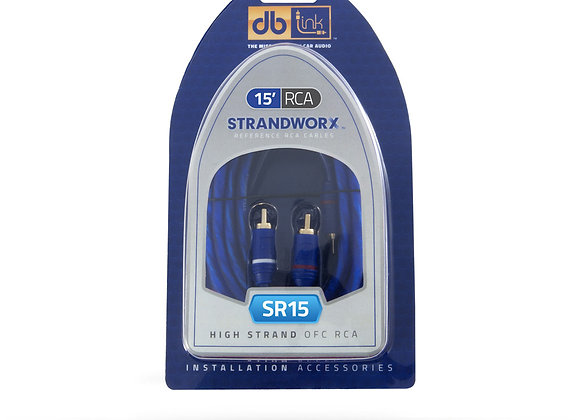 Cableado DB Link Strandworx SR15