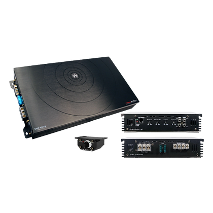 Amplificador DB Drive Okur A3 PRO2400
