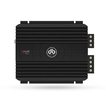 Amplificador DB Drive Okur A7M 750.1 Clase D
