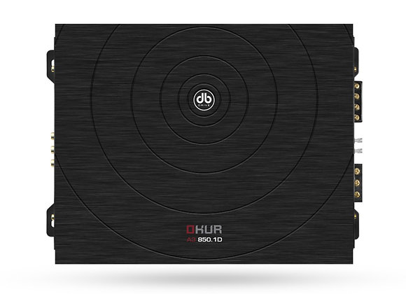 Amplificador DB Drive Okur A3850.1D Clase AB