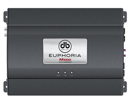 Amplificador Euphoria M1000 Clase D