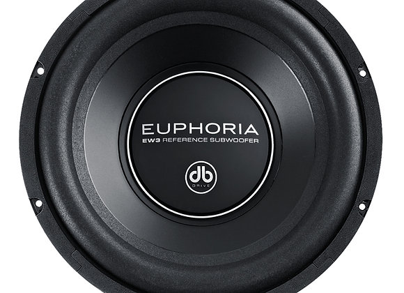 Subwoofer Euphoria EW3 12D4 750 Watts 12 Pulgadas