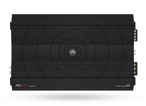 Amplificador DB Drive Pro Audio PRO2600