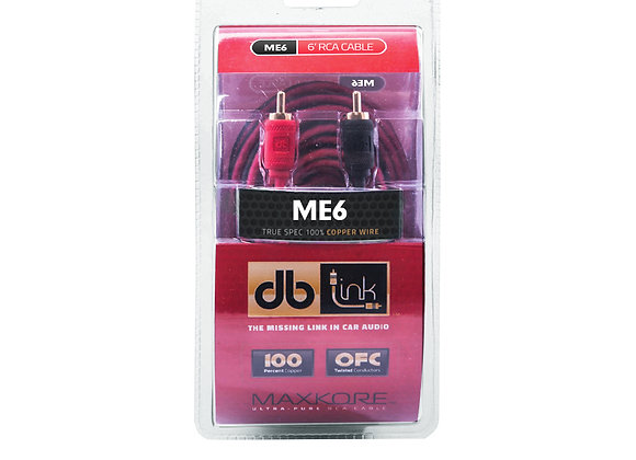 Cable RCA DB Link ME6 100% Cobre