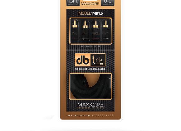 Cableado DB Link Maxcore MK1.5