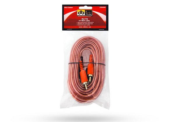 Cableado DB Link RCA XL15Z