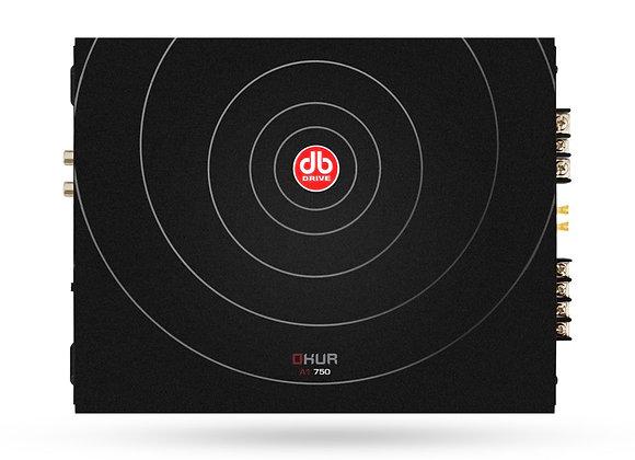 Amplificador DB Drive Okur A1 750 Clase AB