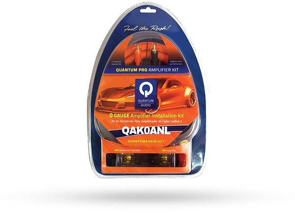 Kit de instalacion Quantum Audio QAK0ANL