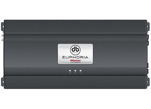 Amplificador Euphoria M2000 Clase D