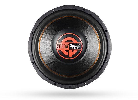 Subwoofer Quantum Audio Q5000/15D 5000 Series