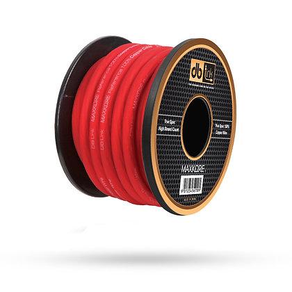 Rollo De Cable De Corriente Maxcore MKPW4R100