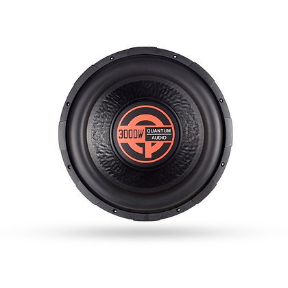 Subwoofer Quantum Audio Q3000/15D 3000 Series