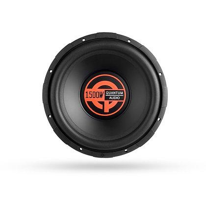 Subwoofer Quantum Audio Q1500/12S