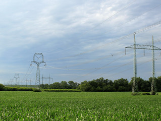 History of High Voltage Power Equipment
