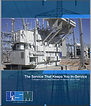 Transformer Painting, Substation Painting, Flowcoating, Insulator Cleaning