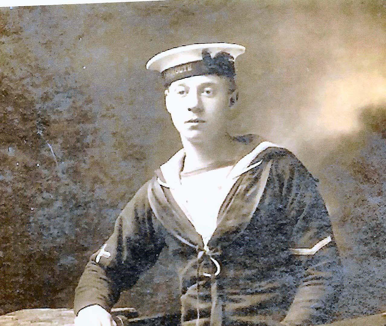 Edward, stoker, HMS Yarmouth.jpg